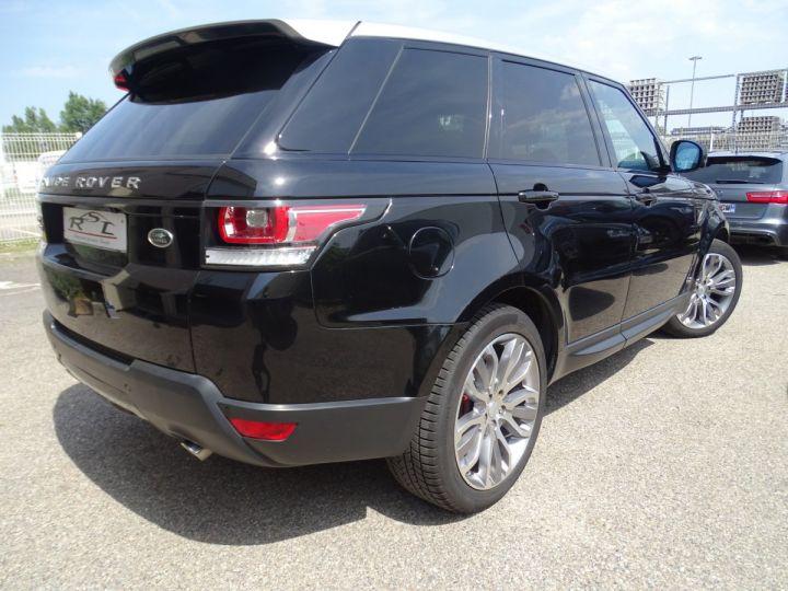 Land Rover Range Rover Sport SDV6 306PS BVA HSE DYNAMIC/ 7 Places jtes 21 TOE Camera LED noir metallisé - 8