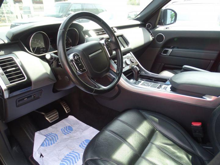 Land Rover Range Rover Sport SDV6 306PS BVA HSE DYNAMIC/ 7 Places jtes 21 TOE Camera LED noir metallisé - 9