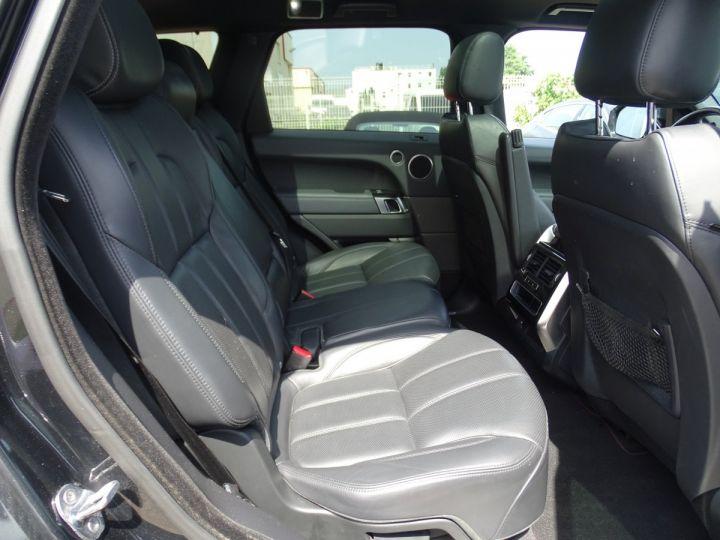 Land Rover Range Rover Sport SDV6 306PS BVA HSE DYNAMIC/ 7 Places jtes 21 TOE Camera LED noir metallisé - 13