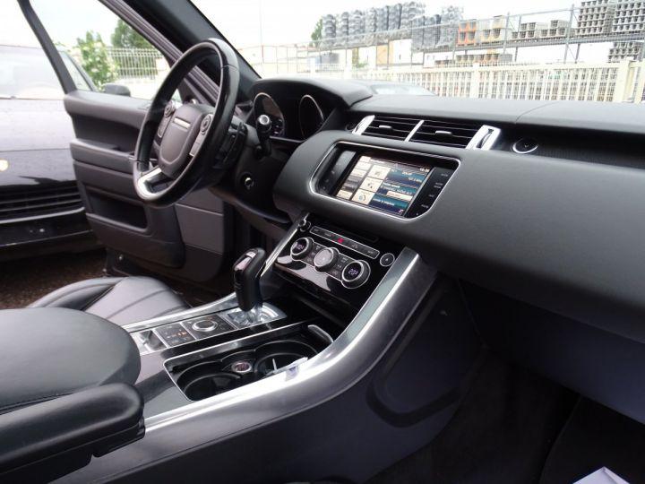 Land Rover Range Rover Sport SDV6 306PS BVA HSE DYNAMIC/ 7 Places jtes 21 TOE Camera LED noir metallisé - 14