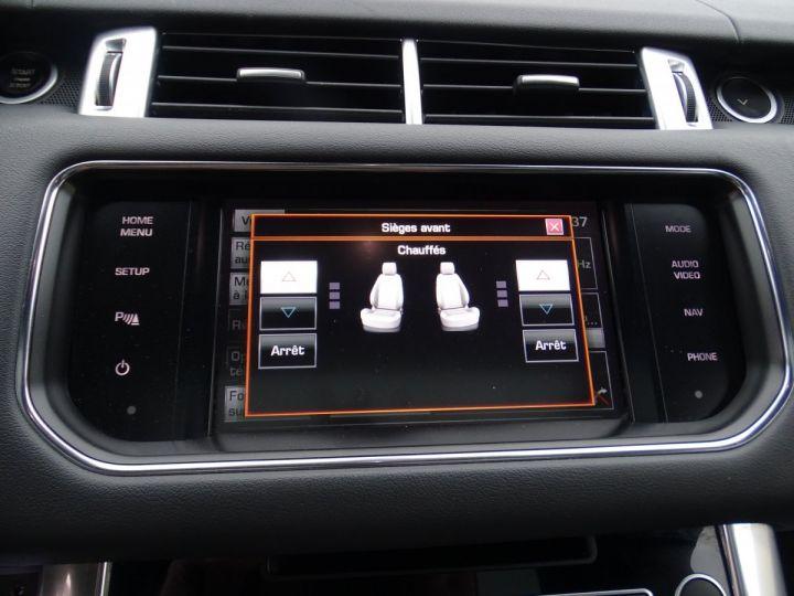 Land Rover Range Rover Sport SDV6 306PS BVA HSE DYNAMIC/ 7 Places jtes 21 TOE Camera LED noir metallisé - 15