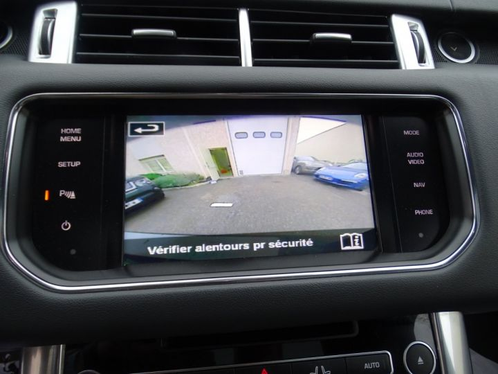 Land Rover Range Rover Sport SDV6 306PS BVA HSE DYNAMIC/ 7 Places jtes 21 TOE Camera LED noir metallisé - 16