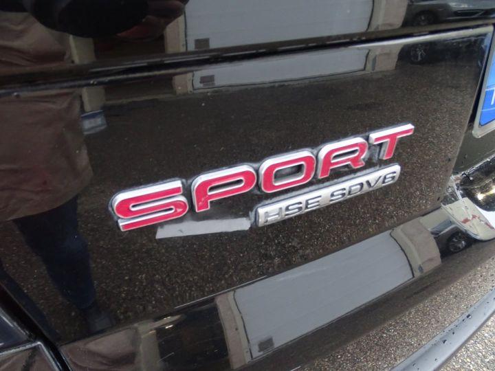 Land Rover Range Rover Sport SDV6 306PS BVA HSE DYNAMIC/ 7 Places jtes 21 TOE Camera LED noir metallisé - 19