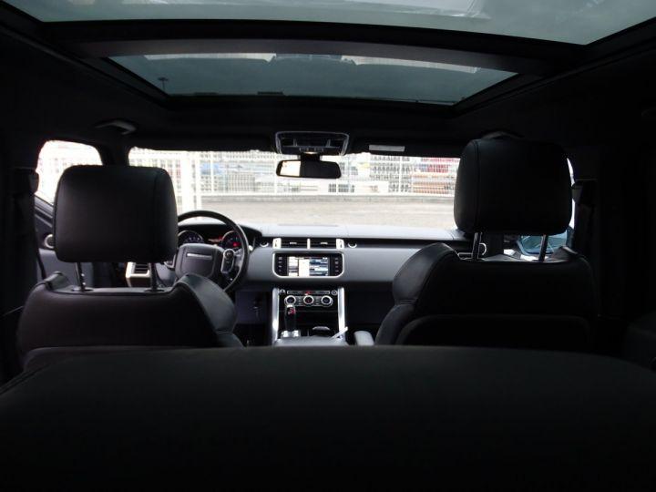 Land Rover Range Rover Sport SDV6 306PS BVA HSE DYNAMIC/ 7 Places jtes 21 TOE Camera LED noir metallisé - 21