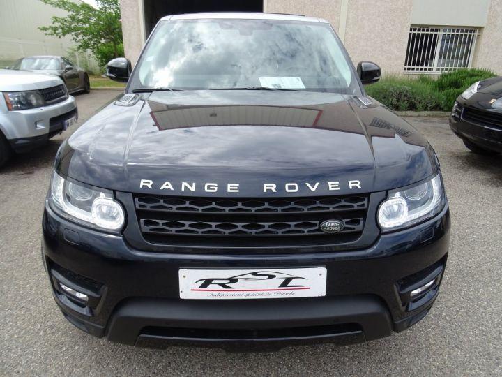 Land Rover Range Rover Sport SDV6 HSE DYNAMIC 258PS/JTES 21 TOE PANO  LED 45KM Noir Mariana métallisé - 3
