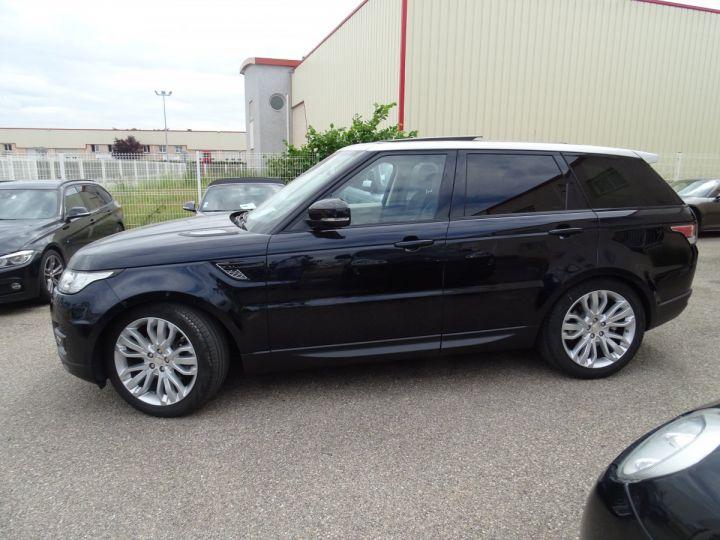 Land Rover Range Rover Sport SDV6 HSE DYNAMIC 258PS/JTES 21 TOE PANO  LED 45KM Noir Mariana métallisé - 5