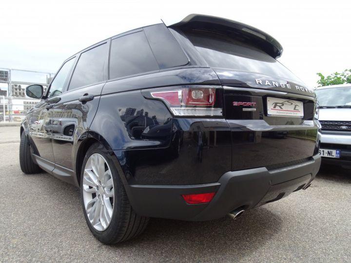 Land Rover Range Rover Sport SDV6 HSE DYNAMIC 258PS/JTES 21 TOE PANO  LED 45KM Noir Mariana métallisé - 7