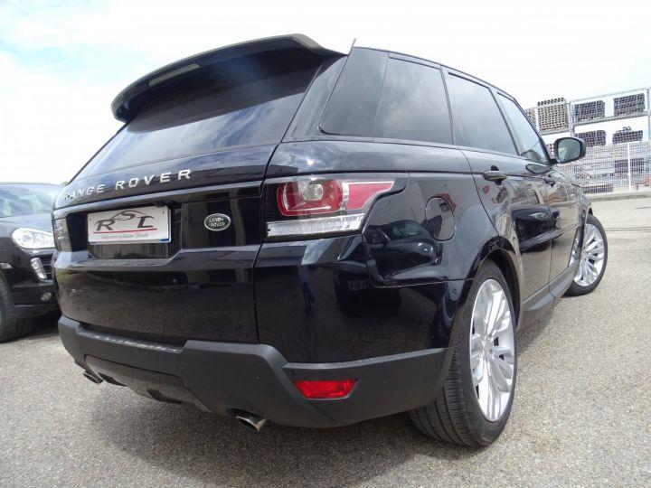 Land Rover Range Rover Sport SDV6 HSE DYNAMIC 258PS/JTES 21 TOE PANO  LED 45KM Noir Mariana métallisé - 9