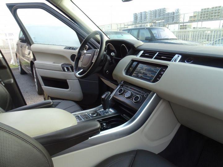 Land Rover Range Rover Sport SDV6 HSE DYNAMIC 258PS/JTES 21 TOE PANO  LED 45KM Noir Mariana métallisé - 14