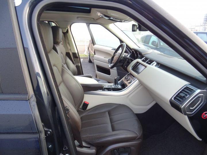 Land Rover Range Rover Sport SDV6 HSE DYNAMIC 258PS/JTES 21 TOE PANO  LED 45KM Noir Mariana métallisé - 15