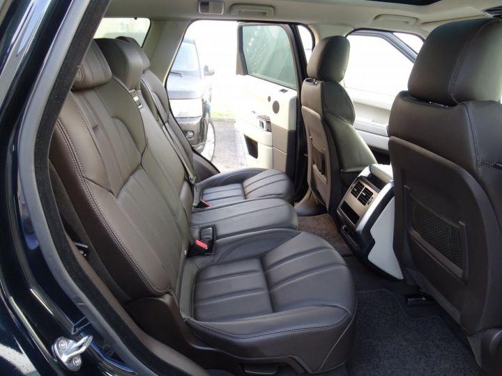 Land Rover Range Rover Sport SDV6 HSE DYNAMIC 258PS/JTES 21 TOE PANO  LED 45KM Noir Mariana métallisé - 16