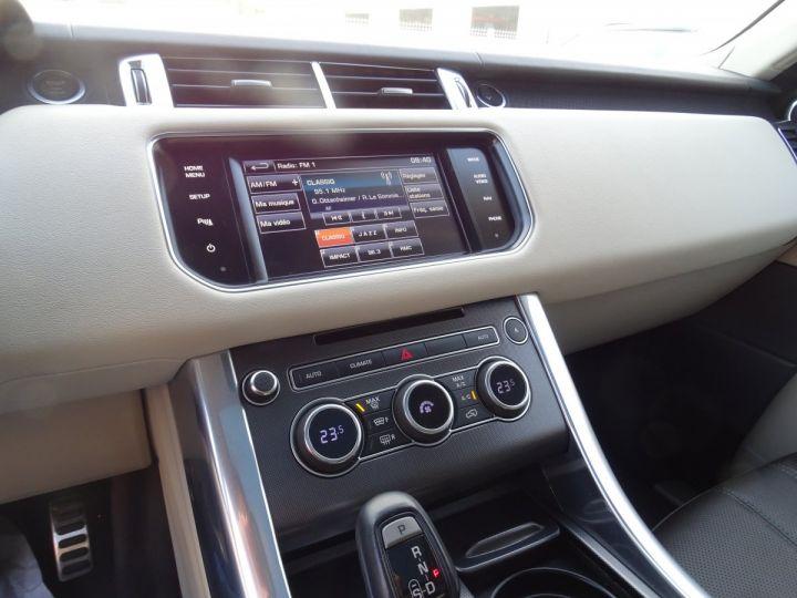 Land Rover Range Rover Sport SDV6 HSE DYNAMIC 258PS/JTES 21 TOE PANO  LED 45KM Noir Mariana métallisé - 17