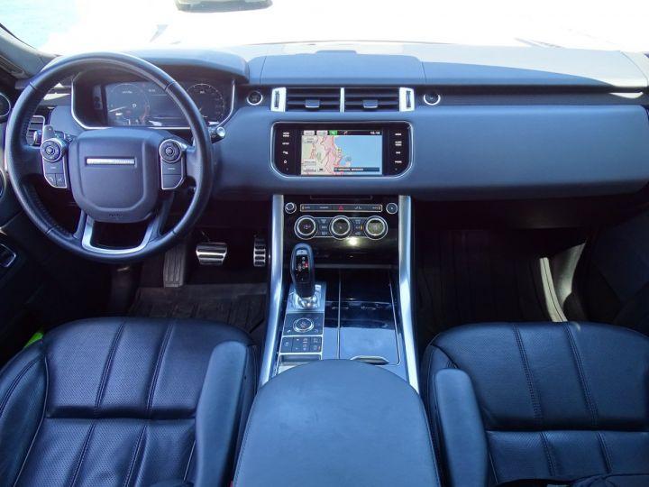 Land Rover Range Rover Sport SDV6 HSE DYNAMIC 306 CV BLACK LINE - MONACO Blanc Fuji White - 7