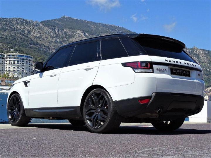 Land Rover Range Rover Sport SDV6 HSE DYNAMIC 306 CV BLACK LINE - MONACO Blanc Fuji White - 15