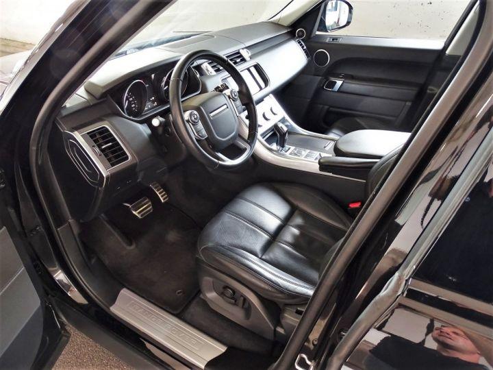Land Rover Range Rover Sport SDV6 HSE DYNAMIC 306 CV - MONACO Noir Métal - 6