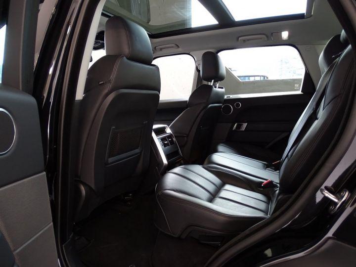 Land Rover Range Rover Sport SDV6 HSE DYNAMIC 306 CV - MONACO Noir Métal - 8