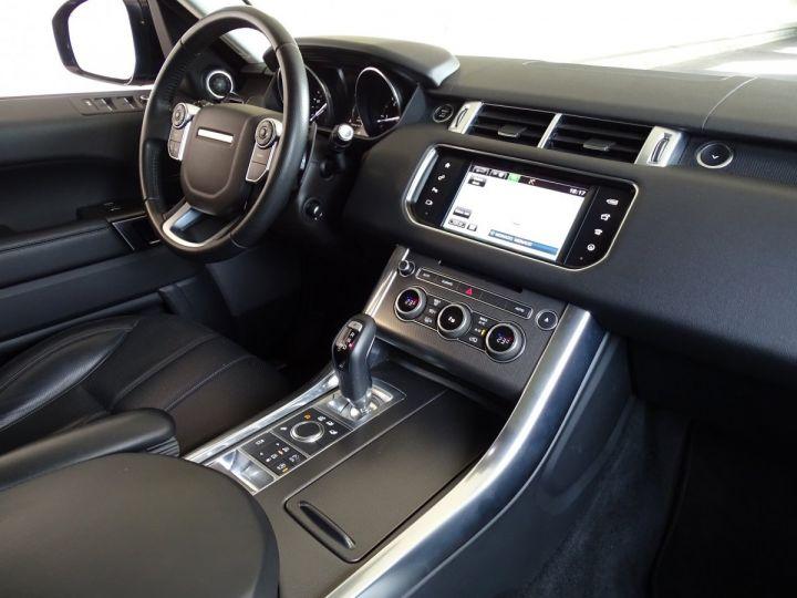 Land Rover Range Rover Sport SDV6 HSE DYNAMIC 306 CV - MONACO Noir Métal - 10
