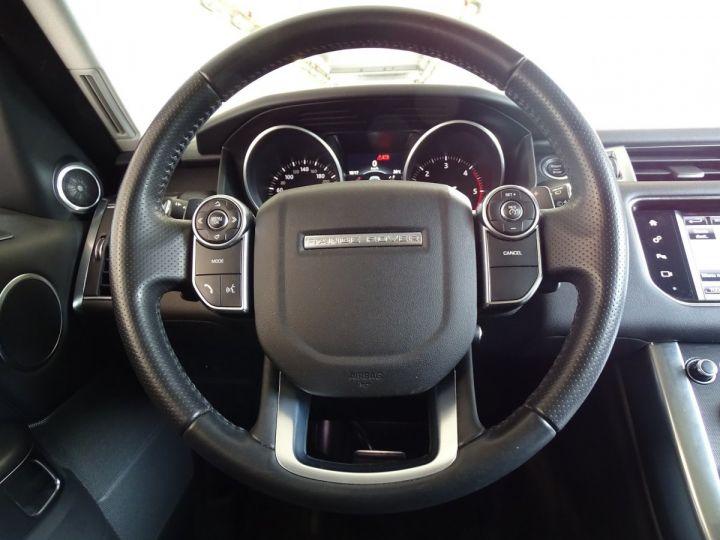 Land Rover Range Rover Sport SDV6 HSE DYNAMIC 306 CV - MONACO Noir Métal - 13