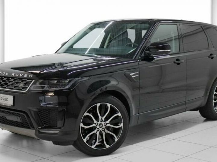 Land Rover Range Rover Sport  Sport P400e Hybride rechargeable SE noir - 2