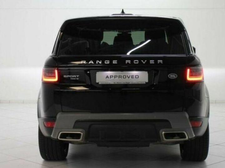 Land Rover Range Rover Sport  Sport P400e Hybride rechargeable SE noir - 8