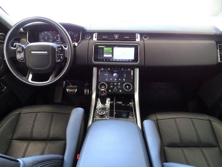 Land Rover Range Rover Sport SUPERCHARGED BLACK EDITION 5.0 V8 HSE DYNAMIC 525 CV - MONACO Noir Métal - 10
