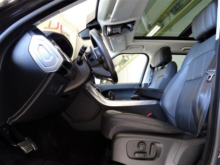 Land Rover Range Rover Sport SUPERCHARGED BLACK EDITION 5.0 V8 HSE DYNAMIC 525 CV - MONACO Noir Métal - 8
