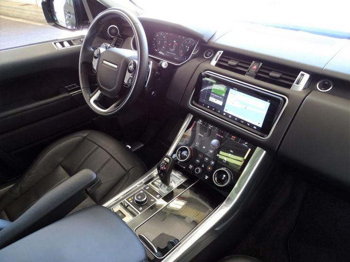 Land Rover Range Rover Sport SUPERCHARGED BLACK EDITION 5.0 V8 HSE DYNAMIC 525 CV - MONACO Noir Métal - 9