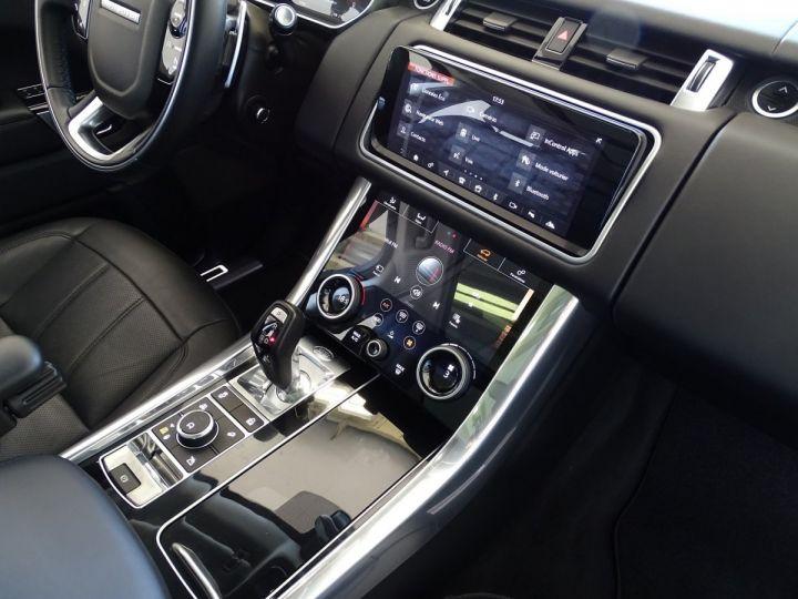 Land Rover Range Rover Sport SUPERCHARGED BLACK EDITION 5.0 V8 HSE DYNAMIC 525 CV - MONACO Noir Métal - 11