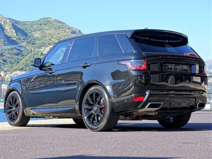 Land Rover Range Rover Sport SUPERCHARGED BLACK EDITION 5.0 V8 HSE DYNAMIC 525 CV - MONACO Noir Métal - 16