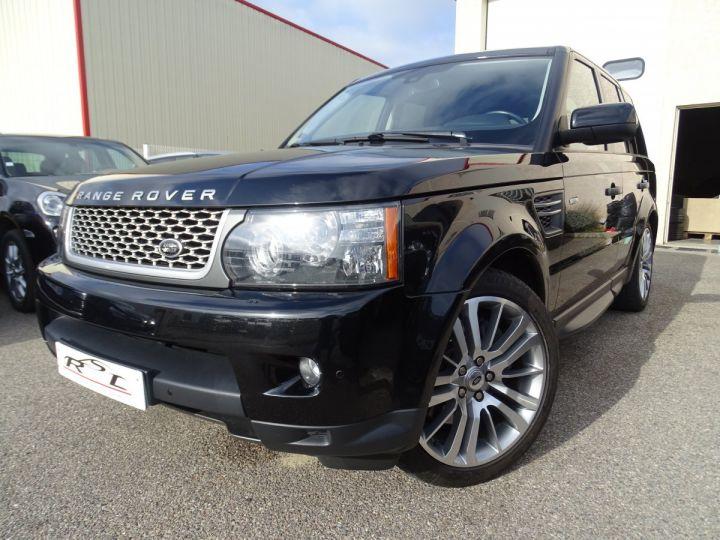 Land Rover Range Rover Sport TDV6 HSE 3.0L 245PS /JTES 20 Camera Memoire  Noir metallisé - 1