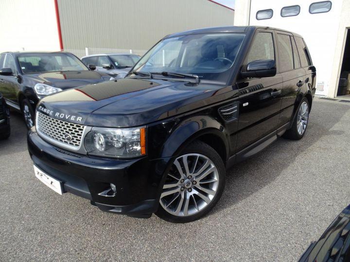 Land Rover Range Rover Sport TDV6 HSE 3.0L 245PS /JTES 20 Camera Memoire  Noir metallisé - 2