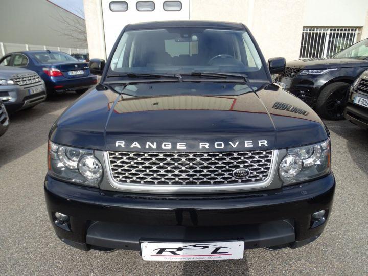 Land Rover Range Rover Sport TDV6 HSE 3.0L 245PS /JTES 20 Camera Memoire  Noir metallisé - 3