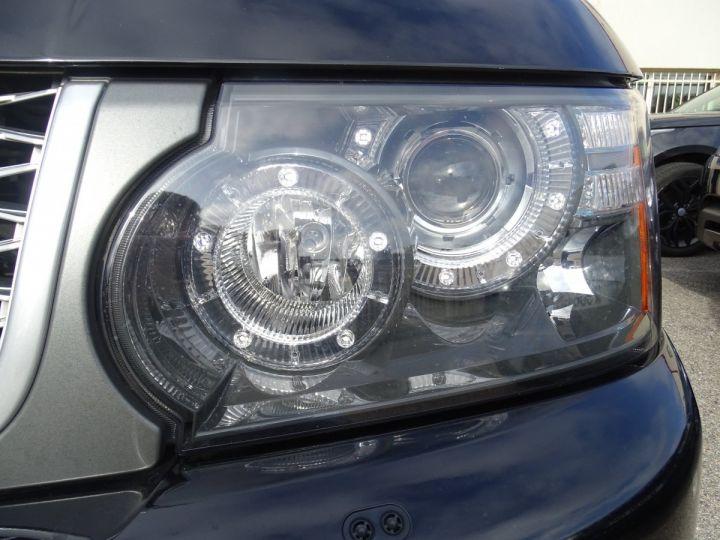 Land Rover Range Rover Sport TDV6 HSE 3.0L 245PS /JTES 20 Camera Memoire  Noir metallisé - 4