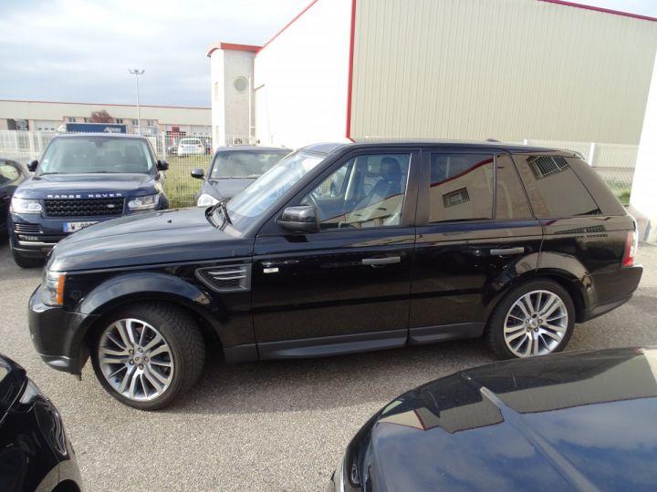 Land Rover Range Rover Sport TDV6 HSE 3.0L 245PS /JTES 20 Camera Memoire  Noir metallisé - 5