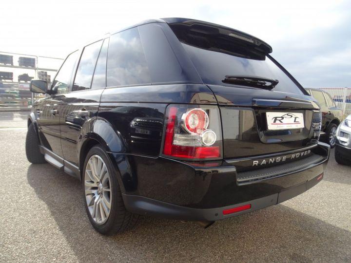 Land Rover Range Rover Sport TDV6 HSE 3.0L 245PS /JTES 20 Camera Memoire  Noir metallisé - 7