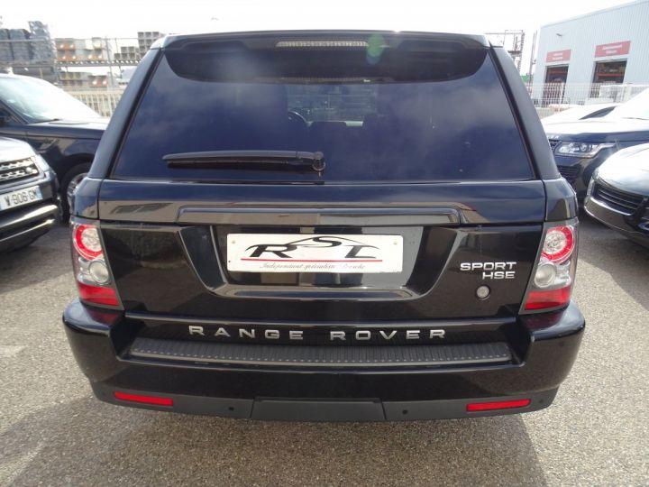 Land Rover Range Rover Sport TDV6 HSE 3.0L 245PS /JTES 20 Camera Memoire  Noir metallisé - 8