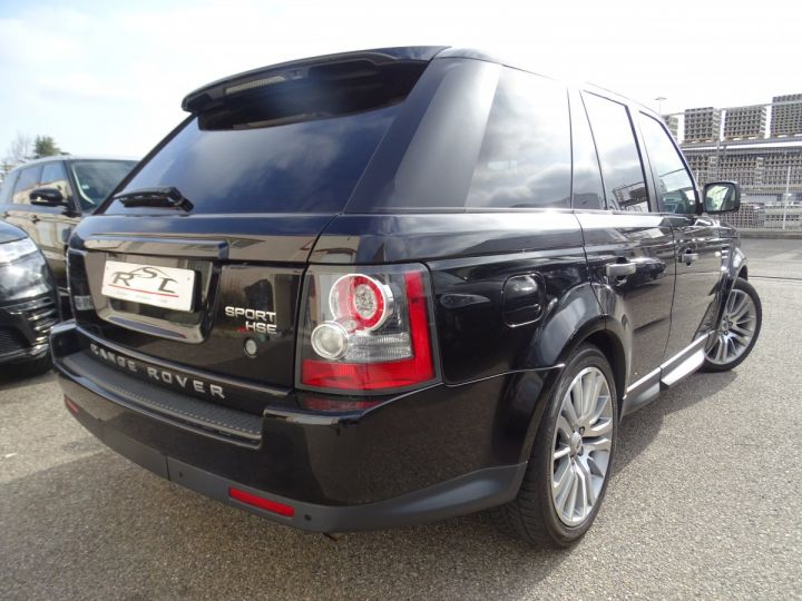 Land Rover Range Rover Sport TDV6 HSE 3.0L 245PS /JTES 20 Camera Memoire  Noir metallisé - 9