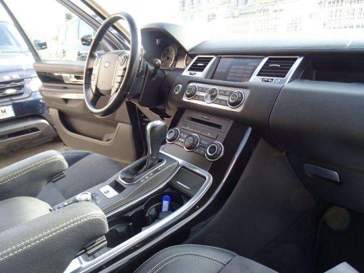 Land Rover Range Rover Sport TDV6 HSE 3.0L 245PS /JTES 20 Camera Memoire  Noir metallisé - 13