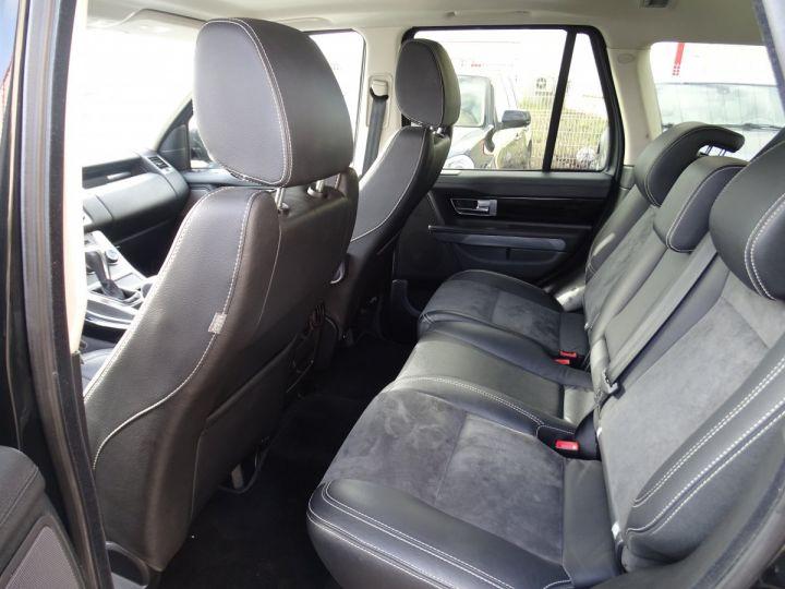 Land Rover Range Rover Sport TDV6 HSE 3.0L 245PS /JTES 20 Camera Memoire  Noir metallisé - 17