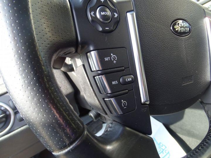 Land Rover Range Rover Sport TDV6 HSE 3.0L 245PS /JTES 20 Camera Memoire  Noir metallisé - 19
