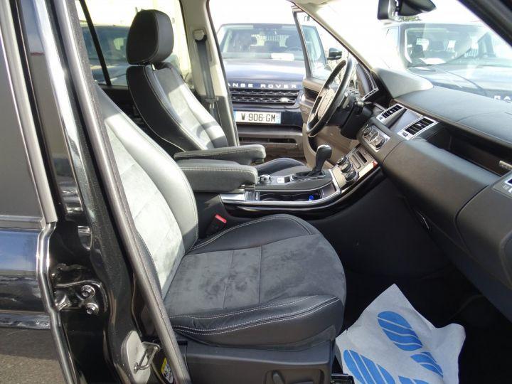 Land Rover Range Rover Sport TDV6 HSE 3.0L 245PS /JTES 20 Camera Memoire  Noir metallisé - 20