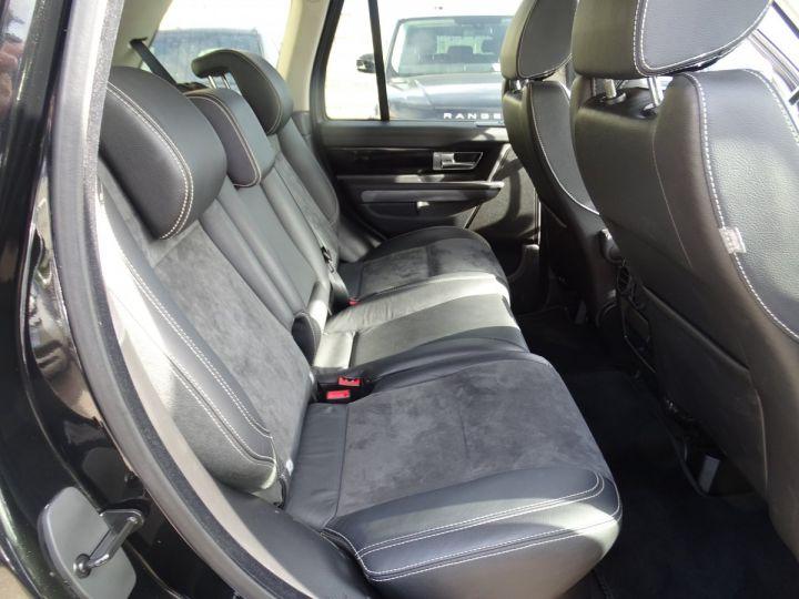 Land Rover Range Rover Sport TDV6 HSE 3.0L 245PS /JTES 20 Camera Memoire  Noir metallisé - 21