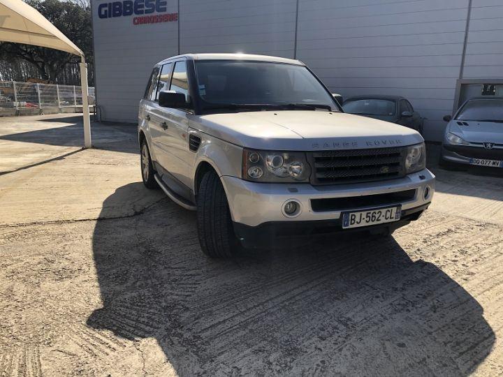Land Rover Range Rover Sport TDV6 S BA Gris - 1