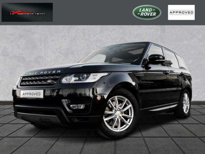 Land Rover Range Rover Sport #  TDV6 SE, Toit pano, 1ere Main # Noir Peinture métallisée - 1