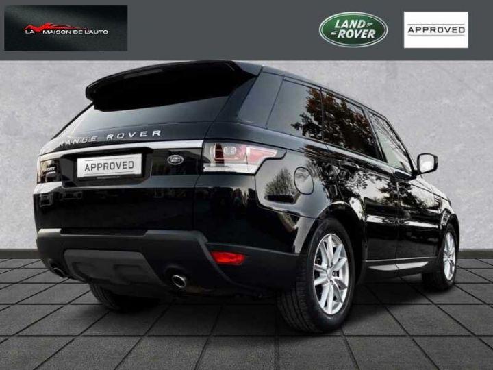 Land Rover Range Rover Sport #  TDV6 SE, Toit pano, 1ere Main # Noir Peinture métallisée - 2