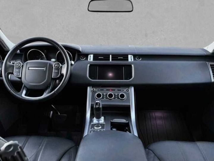 Land Rover Range Rover Sport #  TDV6 SE, Toit pano, 1ere Main # Noir Peinture métallisée - 3