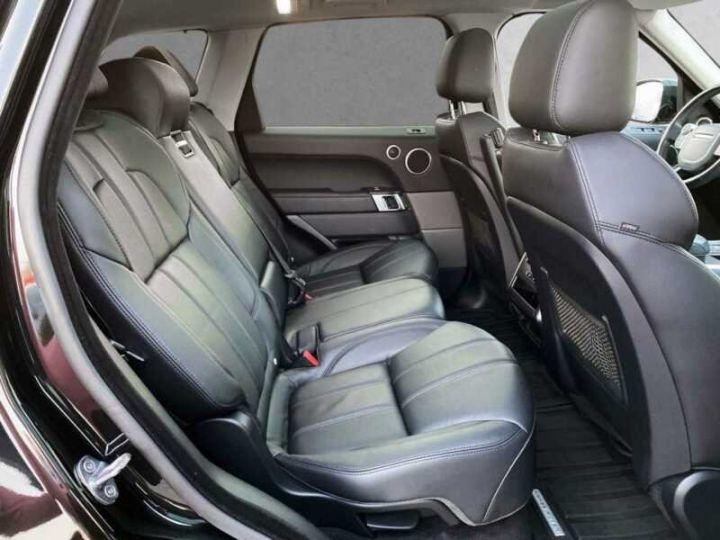 Land Rover Range Rover Sport #  TDV6 SE, Toit pano, 1ere Main # Noir Peinture métallisée - 4