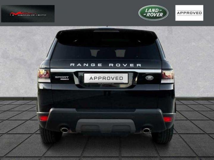 Land Rover Range Rover Sport #  TDV6 SE, Toit pano, 1ere Main # Noir Peinture métallisée - 5