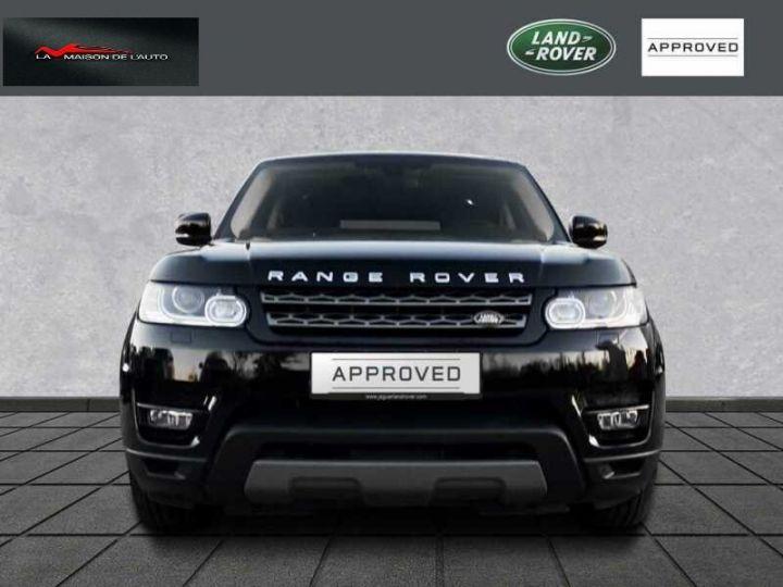 Land Rover Range Rover Sport #  TDV6 SE, Toit pano, 1ere Main # Noir Peinture métallisée - 6