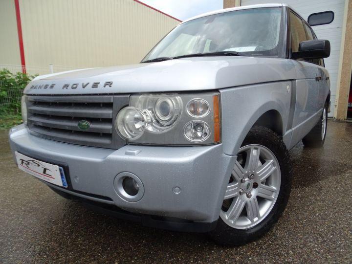 Land Rover Range Rover TDV8 3.6L BVA / Jtes 19  GPS  Pdc + Camera cd Harman Kardon argent met - 1